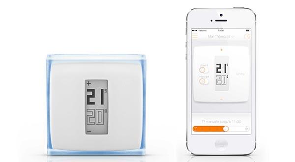 "netatmo1 25 09 14 - Netatmo by Starck: il termostato ""smart"""