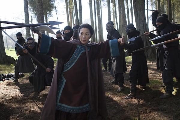 netflix 30 09 2014 - La Tigre e il Dragone 2 su Netflix e al cinema