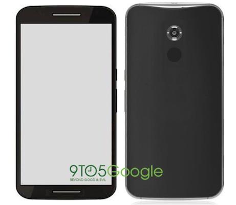 nexus 25 09 2014 - Motorola Shamu sarà il nuovo Nexus 6?