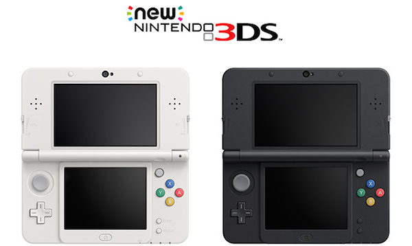 nintendo 02 09 2014 - Nintendo presenta il New 3DS e il New 3DS LL
