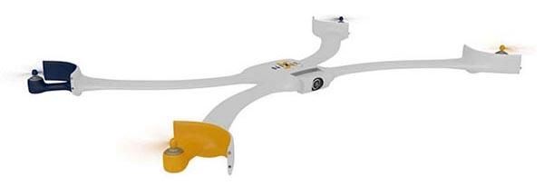 nixie 2 29 09 2014 - Nixie: drone indossabile con fotocamera