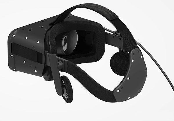 oculus 2 22 09 2014 - Oculus Rift: nuova versione con audio integrato