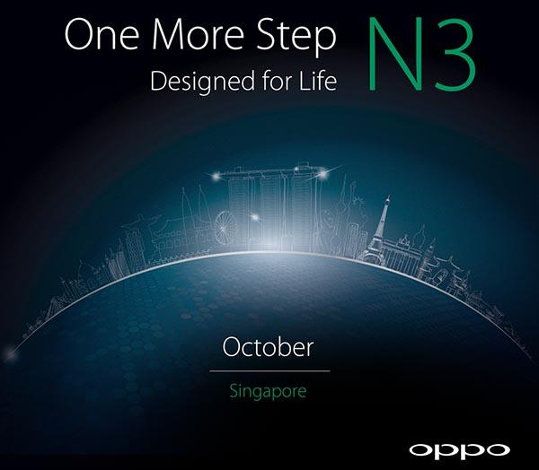 oppo2 15 09 14 - Oppo N3: smartphone con camera a 360°