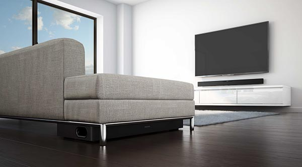 philipssoundbar1 08 09 14 - Philips HTL6145C: Soundbar con sub wireless