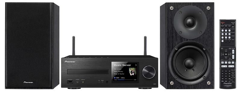 pioneer2 08 09 14 - Pioneer X-HM72 / X-HM82: sistemi Hi-Fi con streaming