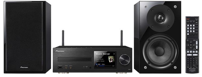 pioneer4 08 09 14 - Pioneer X-HM72 / X-HM82: sistemi Hi-Fi con streaming