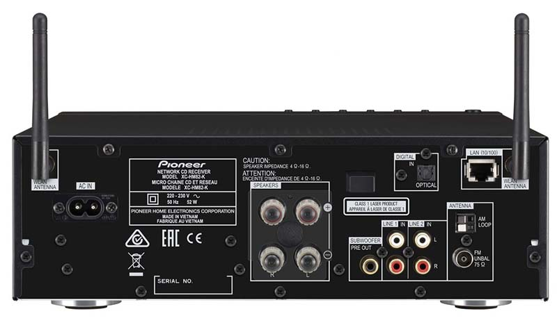 pioneer5 08 09 14 - Pioneer X-HM72 / X-HM82: sistemi Hi-Fi con streaming