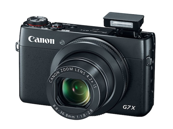 "powershot 15 09 2014 - Canon PowerShot G7 X con sensore da 1"""