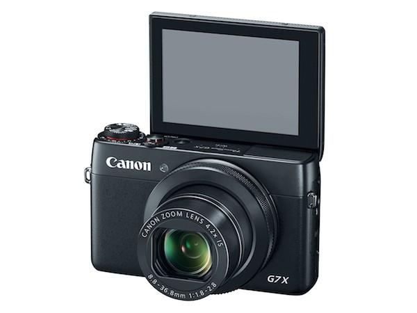 "powershot 3 15 09 2014 - Canon PowerShot G7 X con sensore da 1"""