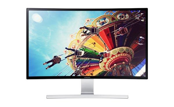 samsung 18 09 2014 - Samsung S27D590C: monitor Full HD curvo