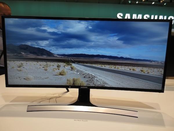"""samsung 5 22 09 2014 - Samsung S34E790C: monitor 21:9 curvo da 34"""""""