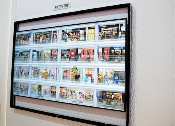 samsung 8k 12 09 2014 - LG: TV 8K sul mercato tra due anni