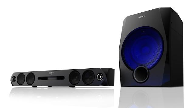 sony 2 04 09 2014 - Sony HT-GT1: soundbar 2.1 con Bluetooth e NFC