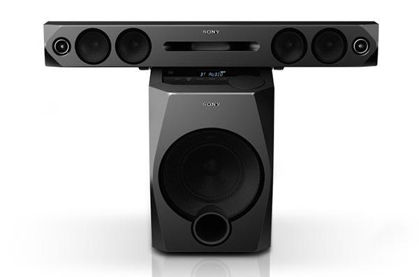 sony 4 04 09 2014 - Sony HT-GT1: soundbar 2.1 con Bluetooth e NFC