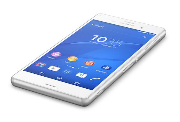 sony z3 4 04 09 2014 - Sony presenta Xperia Z3 e Z3 Compact