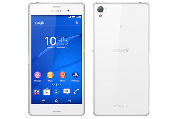 sony z3 5 04 09 2014 - Sony presenta Xperia Z3 e Z3 Compact