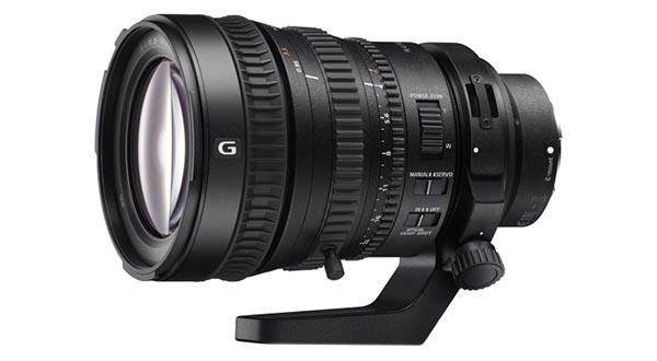 """sonyg1 12 09 14 - Sony FE PZ 28-135mm F4: ottica """"Full"""" motorizzata"""