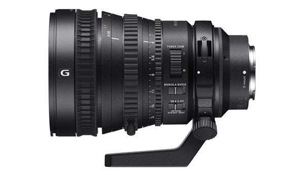 """sonyg2 12 09 14 - Sony FE PZ 28-135mm F4: ottica """"Full"""" motorizzata"""