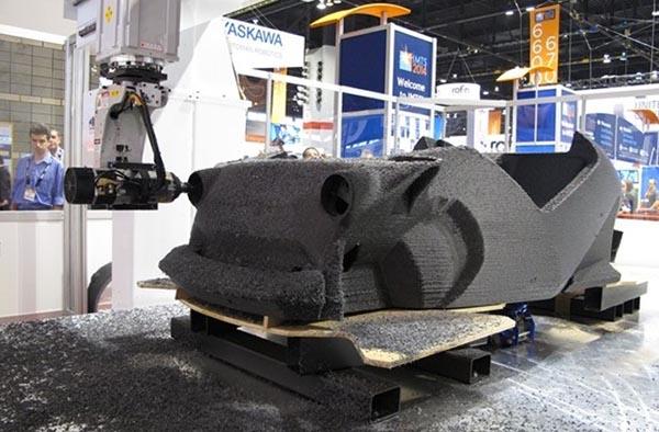 strati2 22 09 14 - Strati: la prima automobile stampata in 3D