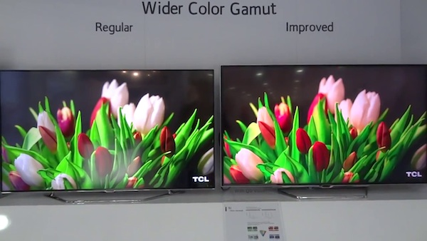 tcl quantum dot 5 09 09 2014 - TCL: TV Ultra HD con Quantum Dot