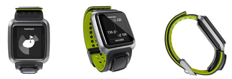 tomtom1 29 09 14 - TomTom Golfer: lo SmartWatch per il Golf