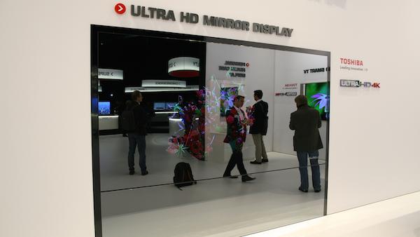toshiba 4 08 09 2014 - Toshiba: TV Ultra HD a specchio e 21:9