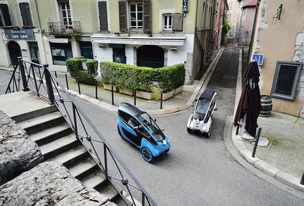 toyota2 15 09 14 - Toyota: Ride-sharing elettrico in Francia