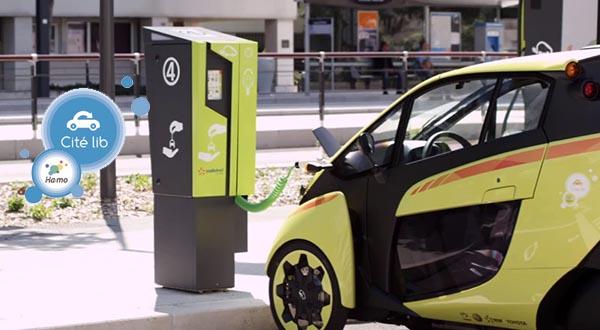 toyota 15 09 14 - Toyota: Ride-sharing elettrico in Francia
