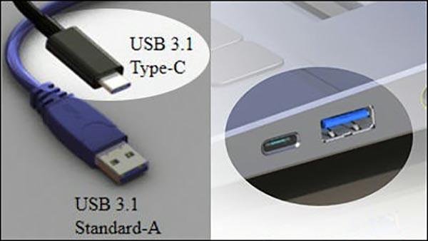 usb2 23 09 14 - USB 3.1 Type C anche con audio e video
