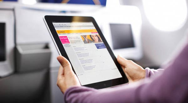 volotablet 26 09 14 - Wi-Fi in volo: l'Europa dice sì!