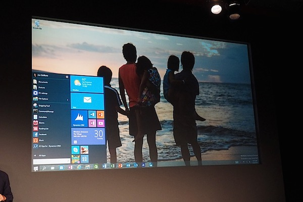 "windows 10 30 09 2014 - Windows 10: il nuovo OS ""unico"" di Microsoft"