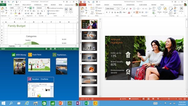 "windows 10 4 30 09 2014 - Windows 10: il nuovo OS ""unico"" di Microsoft"