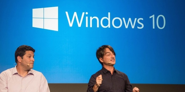 "windows 10 7 30 09 2014 - Windows 10: il nuovo OS ""unico"" di Microsoft"