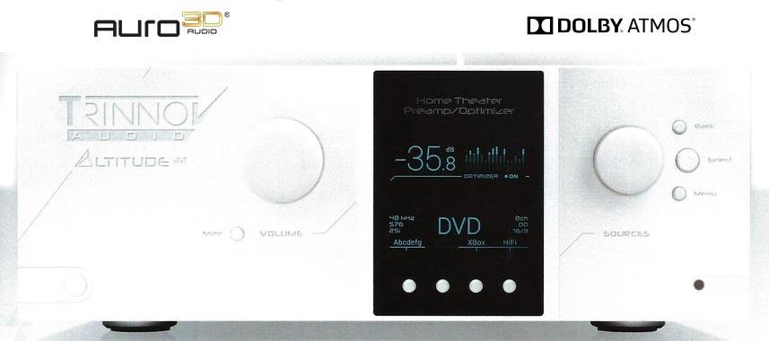 altitude32 13 10 2014 - Trinnov Audio: pre-processori disponibili in Italia