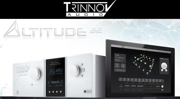 altitude32 evi 13 10 2014 - Trinnov Audio Altitude32: pre A/V Atmos e Auro 3D