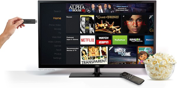 amazon 28 10 2014 - Amazon Fire TV Stick: media-player su dongle HDMI