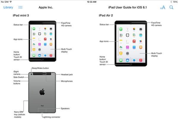 """apple2 16 10 2014 - Apple mostra """"per sbaglio"""" i nuovi iPad"""