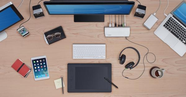 belkin 2 01 10 2014 - Belkin: dock Thunderbolt 2 per PC e Mac