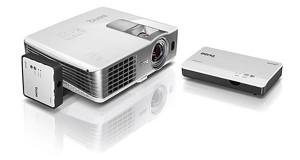 benq1 10 10 14 300x160 - BenQ: novità Wireless per la videoproiezione