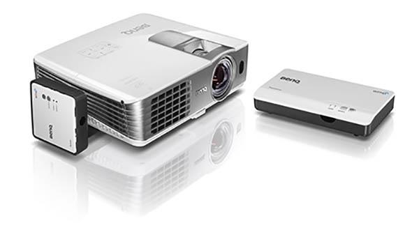 benq1 10 10 14 - BenQ: novità Wireless per la videoproiezione