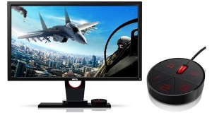 """benqxl evi 10 10 14 300x160 - BenQ XL2430T: monitor LCD 24"""" per il gaming"""