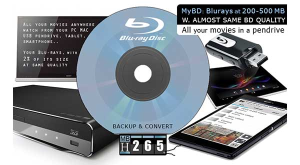 cinemartin1 31 10 14 - Cinemartin MyBD: converte i Blu-ray in H.265