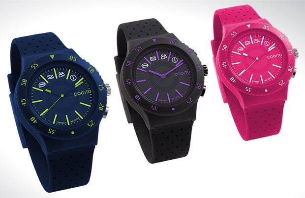 """cogito2 22 10 14 - Cogito Watch: orologi """"connessi"""" anche in Italia"""