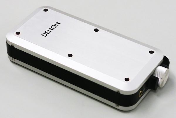 denon 2 21 10 2014 - Denon DA-10: ampli cuffie e DAC USB portatile