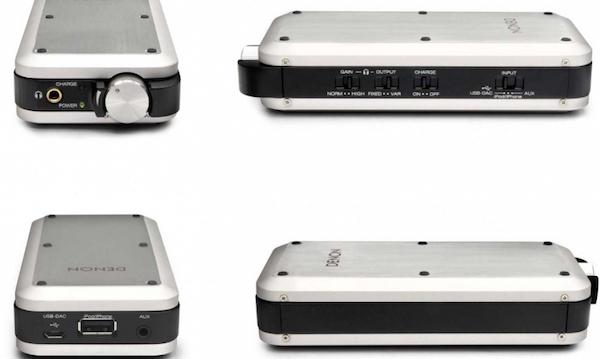 denon 3 21 10 2014 - Denon DA-10: ampli cuffie e DAC USB portatile