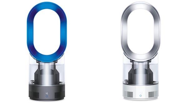 dyson 20 10 2014 - Dyson: umidificatore con raggi UV per i batteri