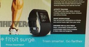 fitbit 20 10 2014 300x160 - Fitbit Surge: smartwatch per atleti