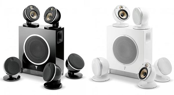 focal 07 10 2014 - Focal Dome Flax: kit 5.1 con subwoofer wireless
