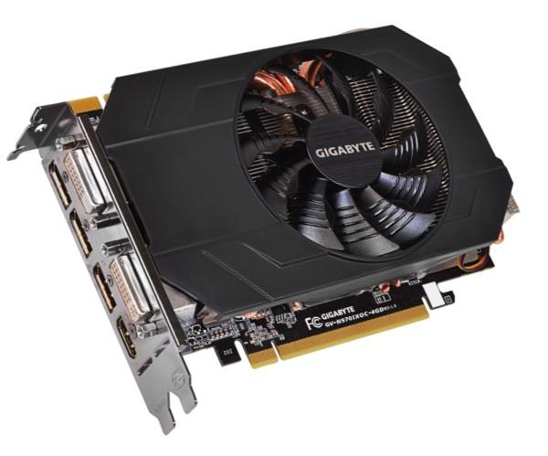 gigabyte 21 10 2014 - Gigabyte: GPU GTX 970 Mini-ITX per HTPC