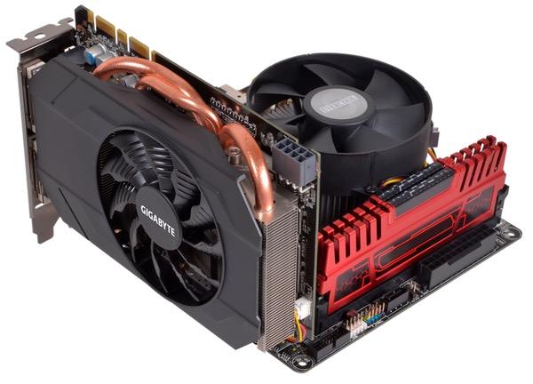 gigabyte 3 21 10 2014 - Gigabyte: GPU GTX 970 Mini-ITX per HTPC